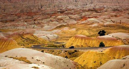 Kattints a képre a nagyításhoz  Cím:  Badlands National Park.jpg Megnézték: 906 Méret:  79,6 KB Azonosító:  1023