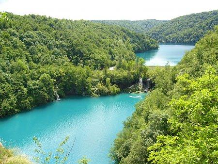 Kattints a képre a nagyításhoz  Cím:  Plitvice - Alsó tavak.jpg Megnézték: 1167 Méret:  288,8 KB Azonosító:  15
