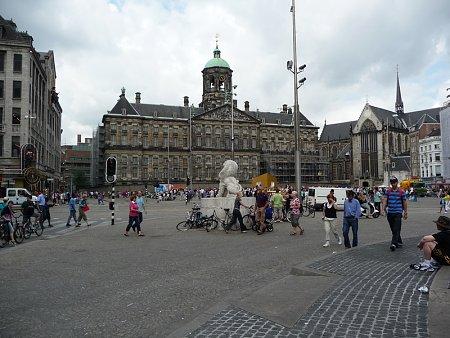 Kattints a képre a nagyításhoz  Cím:  Amszterdam - Dóm tér.jpg Megnézték: 3285 Méret:  204,9 KB Azonosító:  28