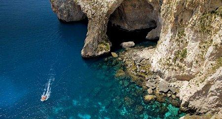 Kattints a képre a nagyításhoz  Cím:  Kék Barlang - Blue Grotto.jpg Megnézték: 4948 Méret:  77,7 KB Azonosító:  736