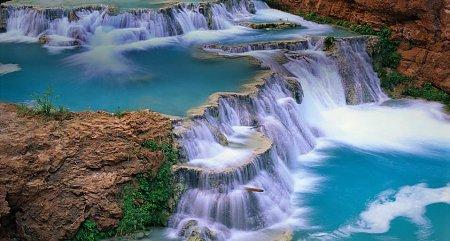 Kattints a képre a nagyításhoz  Cím:  Beaver Falls - Grand Canyon - Arizona.jpg Megnézték: 5412 Méret:  80,2 KB Azonosító:  961